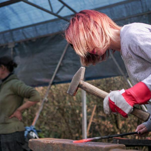 Free Metal forging taster sessions, Saturday 26/09 & 10/10