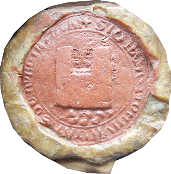 Parchment and seal