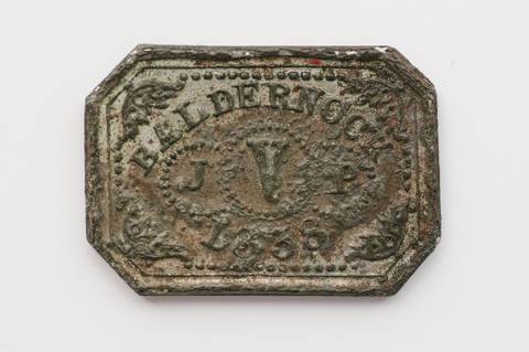Baldernock communion token