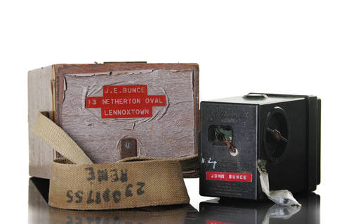 Racing Pigeon Timer - John Bunce, Lennoxtown
