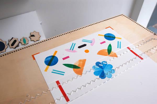 FREE Parent & Child Print Workshop 8-12yrs